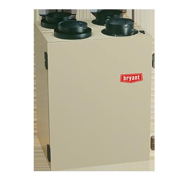Preferred™ High-Capacity, Upflow Heat Recovery Ventilator